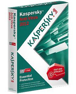 Kaspersky Win8 - Anti-Virus 2013