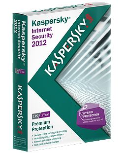 Kaspersky All-star defense - Internet Security 2012