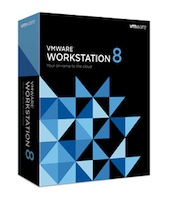 VMware Workstation 8 Upgrade