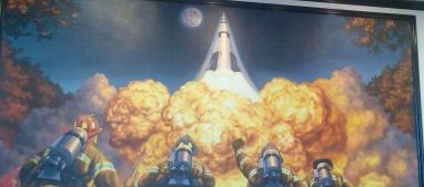 firehouse rocket
