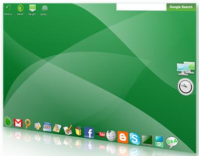 ubuntu gos screenshot