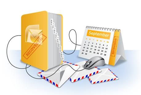 link outlook email contact event calendar