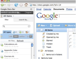 Improve Productivity with Google Docs Firefox Extension