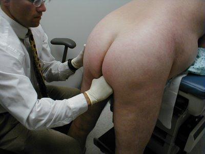 genital rectum examination