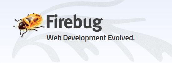 firebug web development tools