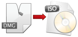 How To Convert DMG To ISO on Mac OSX, Windows and Linux