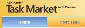 microsoft task market