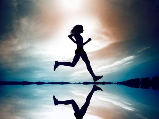 jogging health body