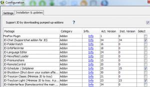 jdownloader scheduler addon
