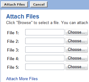 yahoo mail select attach attachment picture