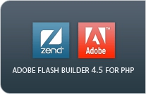flash builder for php