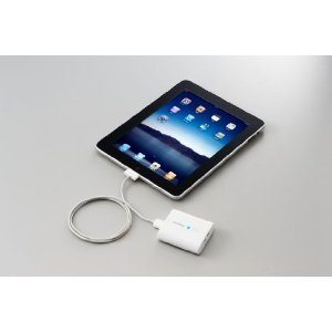 sanyo ipad battery charger