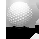 golf ball 128