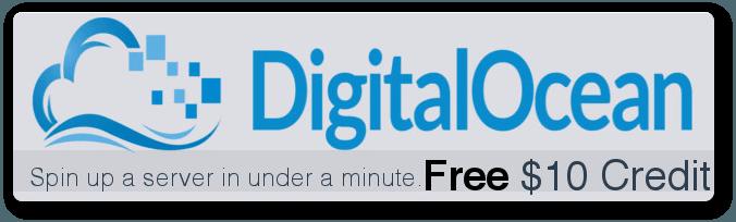 digital ocean ssd vps free credit